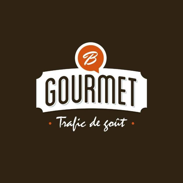 LOGO B GOURMET